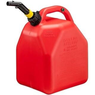 Scepter 10445 HiFlo Vent Gas Can, 5 Gallon