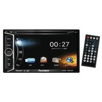 Farenheit D.Din AM & FM 6.2 in. Touchscreen with DVD & BT