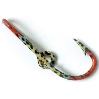 Eagle Claw Tie/Hat Clip - Rainbow Trout
