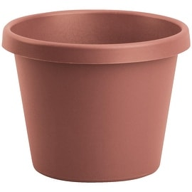 "Bloem 8"" Clay Poly Pot"