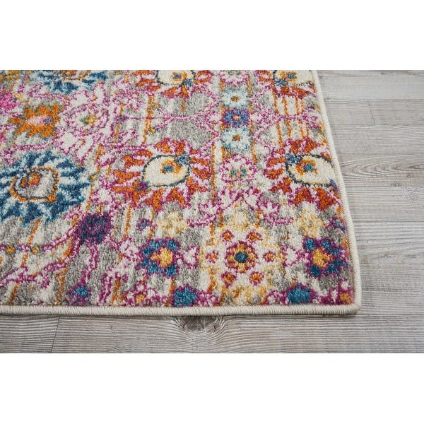 Nourison Passion Vintage Persian Bohemian Area Rug On Sale Overstock 16171087