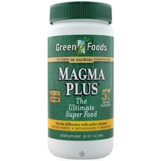 Green Foods Magma Plus 5.3-ounce