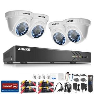 ANNKE 1080P 8CH HD CCTV Security Cameras Surveillance System