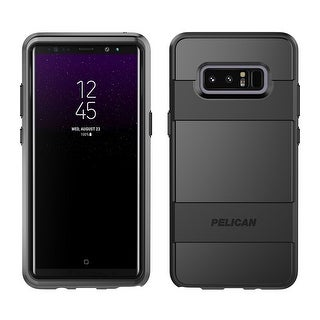 Pelican - Voyager 4 Layer Extreme Protection Case for Samsung Note 8 in Black