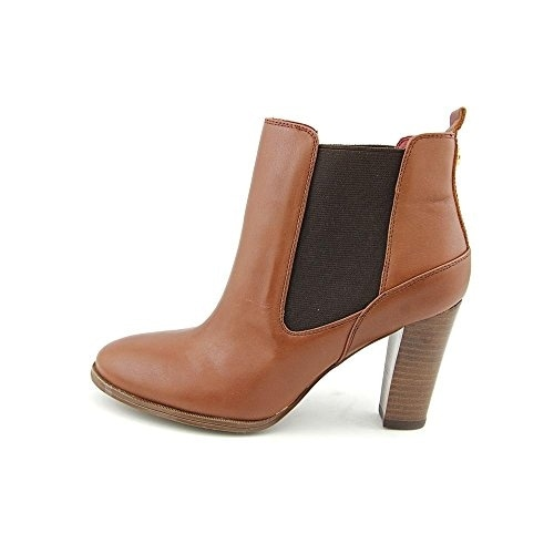 Tommy Hilfiger Womens victoria Almond Toe Ankle Chelsea Boots