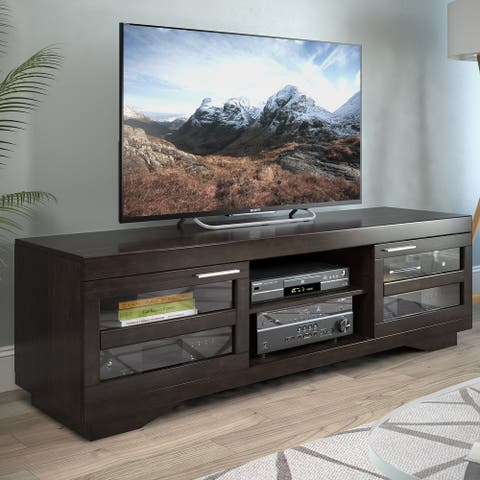 """CorLiving Granville TV Bench, for TVs up to 85"""""""