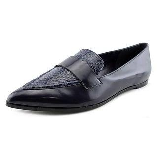 Ivanka Trump Zessios Pointed Toe Leather Flats