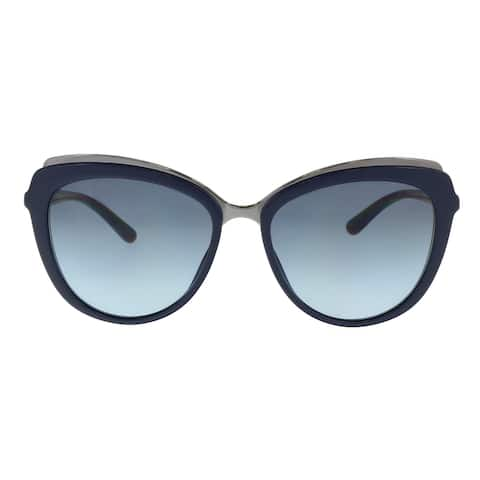 Dolce & Gabbana DG4304 3119K4 Blue Cat Eye Sunglasses - 57-17-140