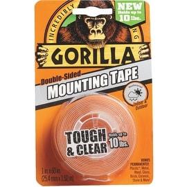 Gorilla 10Lb Clr Mounting Tape