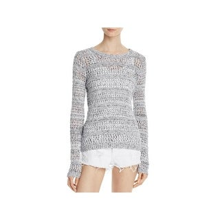 Joie Womens Akemi Pullover Sweater Knit Pullover