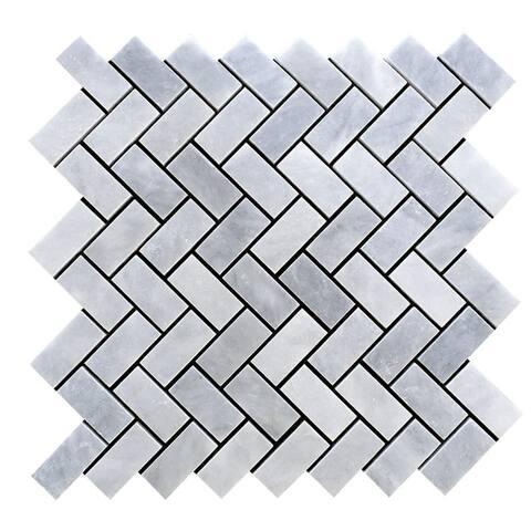 Allure Polished 12 1/8X13 3/8 Mosaics