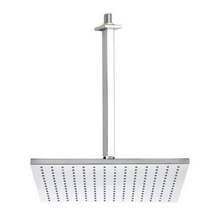 Remer by Nameeks 347S-359SSL Enzo Collection 2.5 GPM Single Function Rain Shower