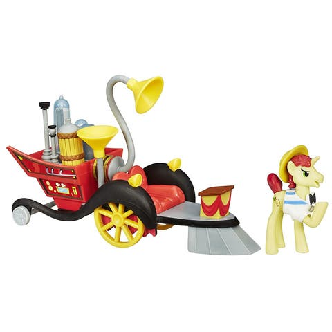 My Little Pony Friendship Is Magic Collection Super Speedy Squeezy 6000 - multi