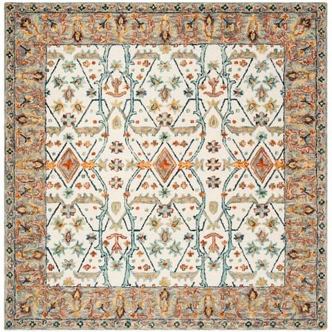 Safavieh Handmade Aspen Neva Boho Tribal Wool Rug