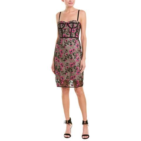 Milly Bustier Sheath Dress
