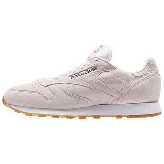 Reebok Womens Classic Harman Low Top Lace Up Running Sneaker