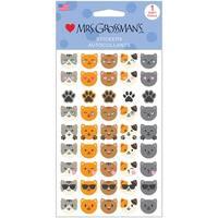 Cat Emotions - Mrs. Grossman's Stickers