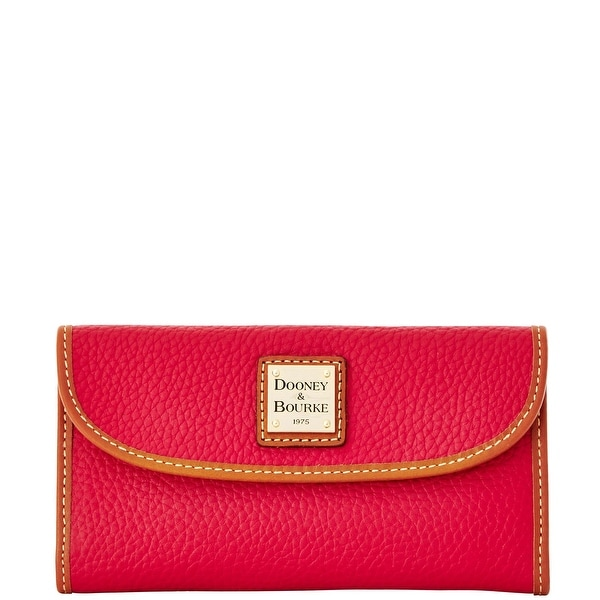 Dooney & Bourke Pebble Grain Continental Clutch (Introduced by Dooney & Bourke at $128 in Oct 2014)