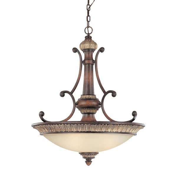 Dolan Designs 2644 Three Light Bowl