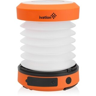Ivation Solar LED Camping Lantern