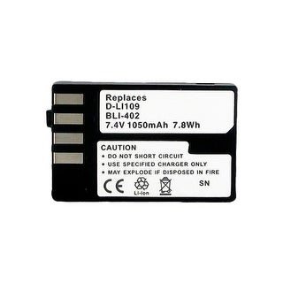 Battery for Pentax D-Li109 (Single Pack) Replacement Battery