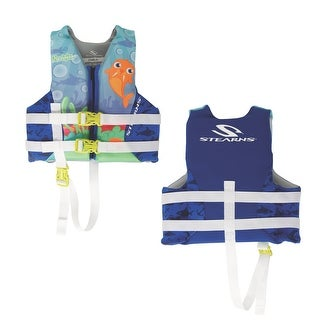 Stearns puddle jumper child hydroprene life vest walrus