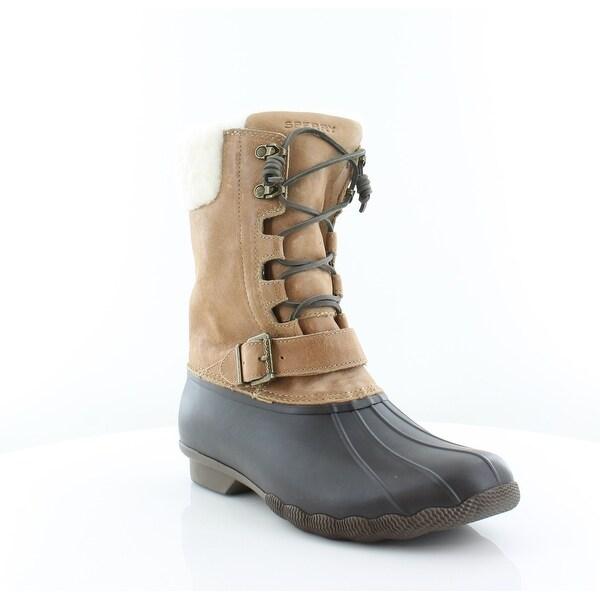Sperry Top-Sider Saltwater Misty Women's Boots Brown
