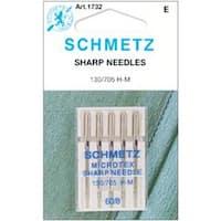 Size 8/60 5/Pkg - Microtex Sharp Machine Needles
