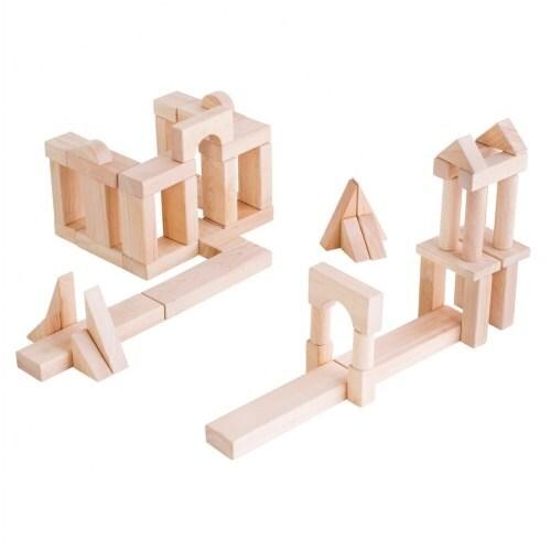 Unit Block Set B - 56 Piece Set
