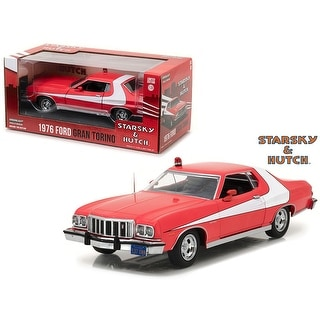 1976 Ford Gran Torino from Starsky and Hutch 1975-1979 TV Series 1/24 Diecast Model Car by Greenlight