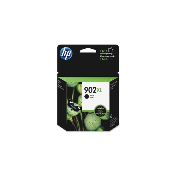 HP 902XL High Yield Black Original Ink Cartridge (T6M14AN) (Single Pack)