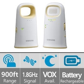 SEW-2001W Samsung Secured Digital Wireless Baby Audio Monitor