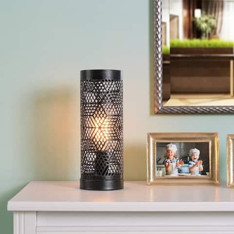 Erno Copper Bronze Uplight Accent Lamp