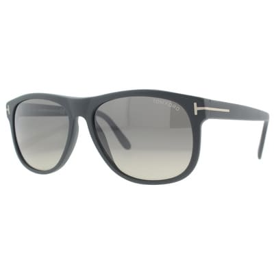 31bb7ce571 Shop Tom Ford Olivier TF 236 02D Matte Men s Black Polarized Soft Square  Sunglasses - Matte Black - 58mm- - Free Shipping Today - Overstock -  15890446