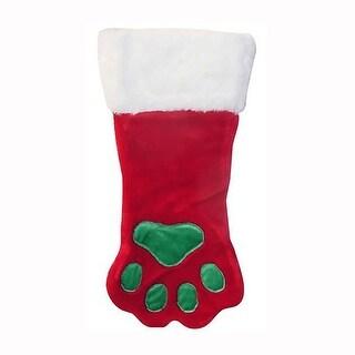 Outward Hound Holiday Paw Dog Stocking - Large