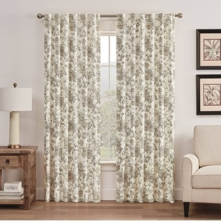 Waverly Lucchese Window Curtain