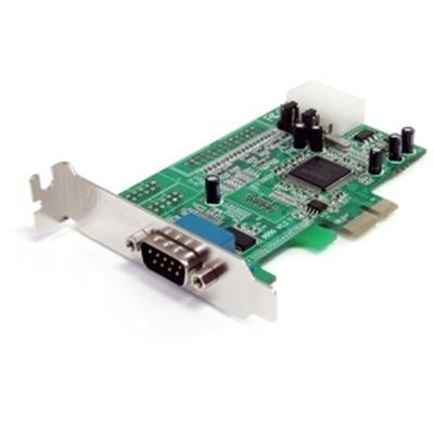 Startech Pex1s553lp 1-Port Low Profile Native Rs232 Pci Express Serial Card