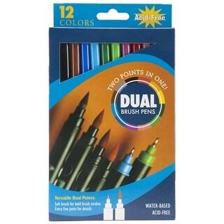 - Pro Art Dual Brush Pen Set 12/Pkg