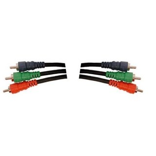 Component Video Cable 9.9Ft