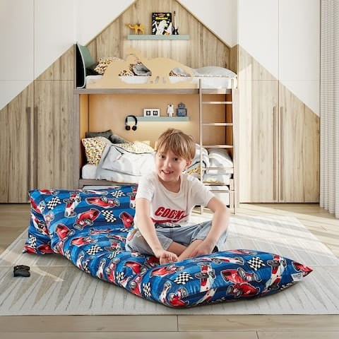 """88""""x26"""" Floor Pillow Bed Cover Nap Mat"""