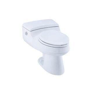 Kohler K-3597 San Raphael 1 GPF One-Piece Elongated Comfort Height Toilet with Seat