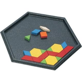 Learning Advantage Pattern Block Tray Set, Set of 2