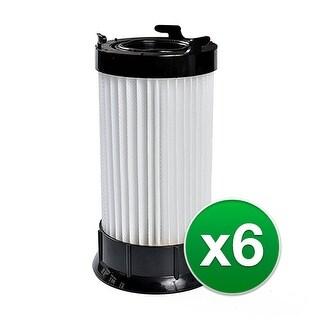 Replacement Vacuum Filter for Eureka 100 - 4709AZ Vacuum Model (6pk)