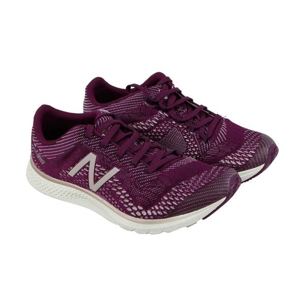 8c1276bd8a65 Shop New Balance Entrainment Womens Purple Textile Athletic Training ...