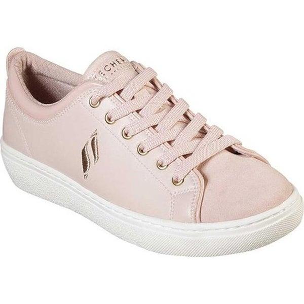 b88d54000514 Shop Skechers Women s Goldie Street Sleak Sneaker Light Pink - Free ...
