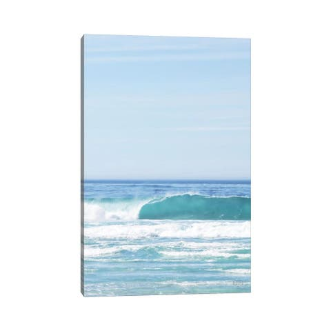 """iCanvas """"One Perfect Wave"""" by Brookview Studio Canvas Print"""