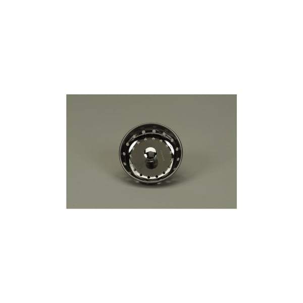 Proflo PF1431B Stainless Steel Basket Strainer Only - For Use with Standard Kitchen Sink Drain Assembly