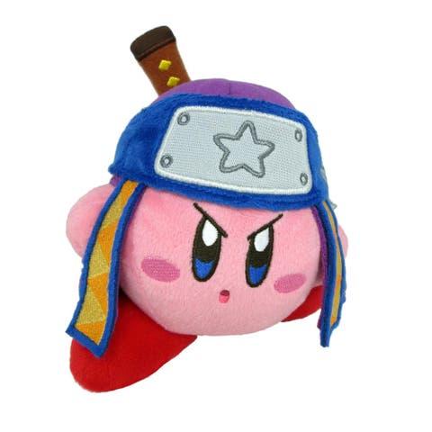 Kirby Nintendo 5 Inch Plush - Ninja Kirby - Multi