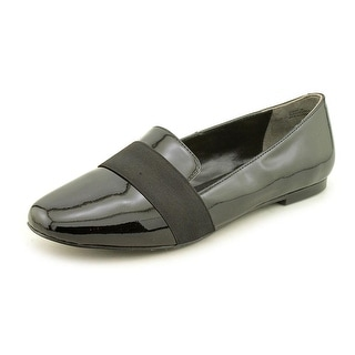 Pour La Victoire Zarine Women Square Toe Patent Leather Flats