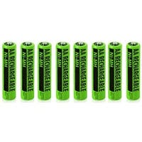NiMH AA Batteries (8-Pack) for Siemens Phones NiMh AA Batteries 2-Pack for Siemens Phones